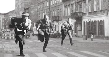 Praga w ogniu Powstania Warszawskiego