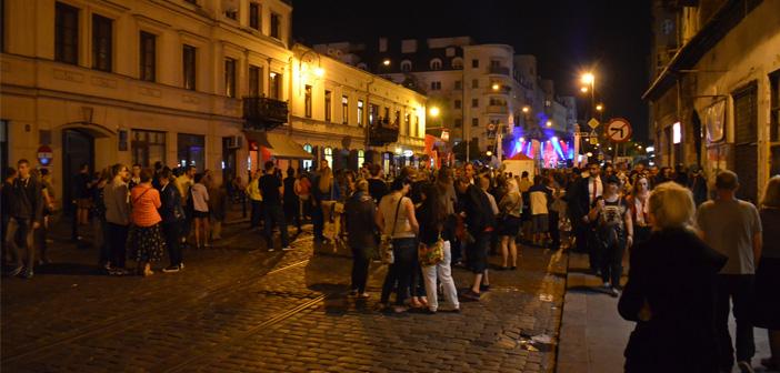 Ząbkowska, artystyczne zagłębie Pragi