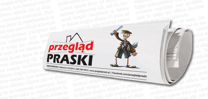 Świąteczny numer magazynu Przegląd Praski