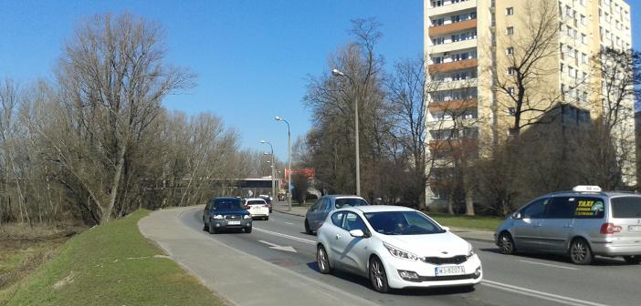 Nowe ścieżki rowerowe, kładka i mur. Wybrzeże Pragi ma się zmienić