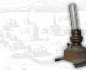 Naftowa lampa sygnalizacyjna