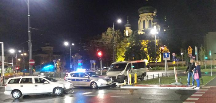 Wypadek na Wileńskim