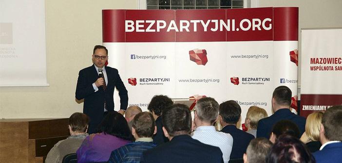 Bezpartyjni samorządowcy przy wsparciu dawnych wiceburmistrzów Pragi