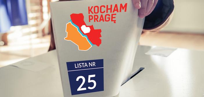 Bezpartyjni ze stowarzyszenia Kocham Pragę odbiją Pragę politykom!