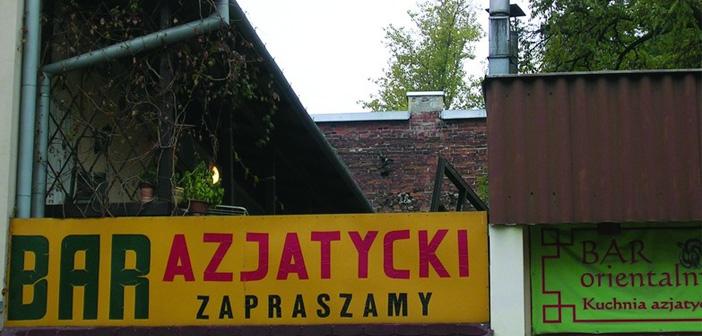 Praga, a nie Azja!