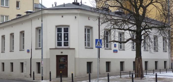 Ochronka dla dzieci z Pragi przy ulicy Małej 2