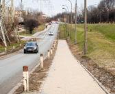 Nowy chodnik dla mieszkańców Golędzinowa