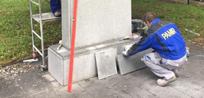 Ruszyła ostatnia część remontu pomnika Szanajcy