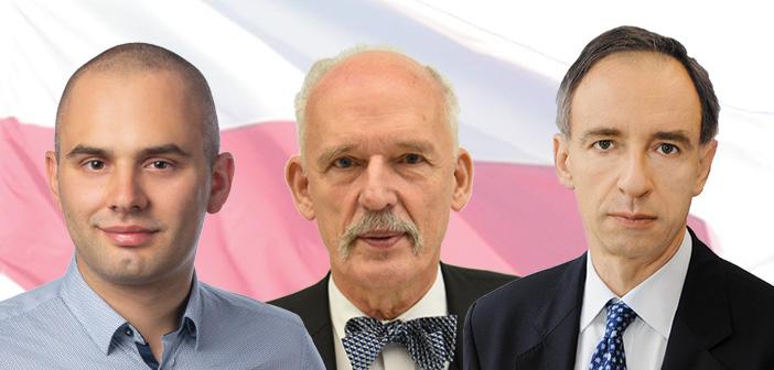 Wybory 2019: Pelc, Korwin-Mikke, Bartoszewski. Zobacz co obiecują mieszkańcom Pragi