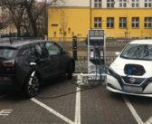 Punkty ładowania pojazdów elektrycznych