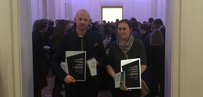 Nagroda architektoniczna 2018 dla tężni