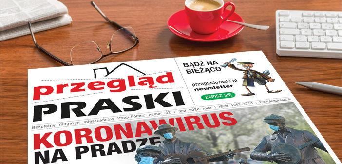 """Nowy numer gazety """"Przegląd Praski"""""""